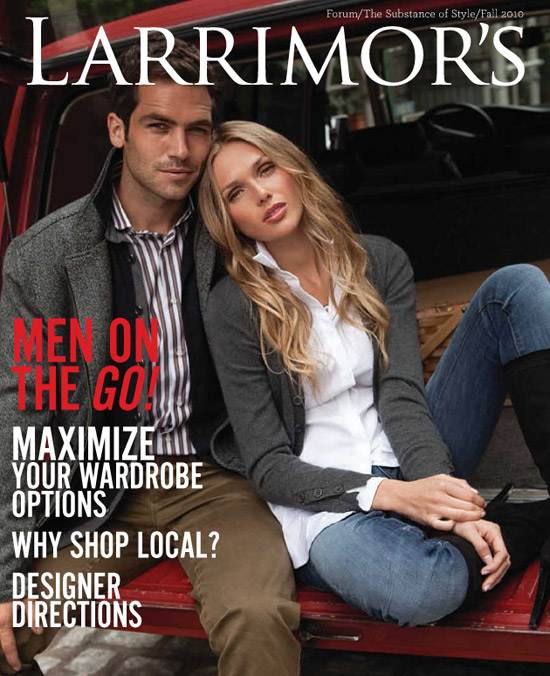Larrimor's Magazine | Fall 2010